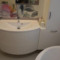 Egyedi fürdőszobabútor