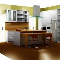 Klasszikus egyedi konyhabútor