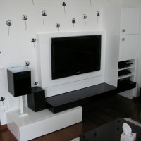 egyedi nappali bútor